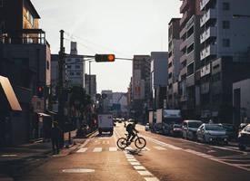 一組日本街頭的城市風景圖片欣賞