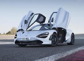 一组超炫酷的迈凯伦McLaren720S图片欣赏