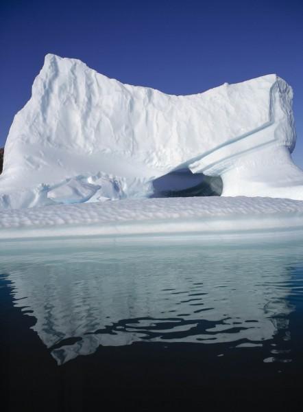 北極冰山圖片_20張