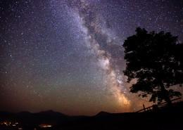 璀璨的星空圖片_9張