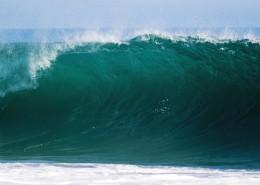 大海上的风浪图片_15张