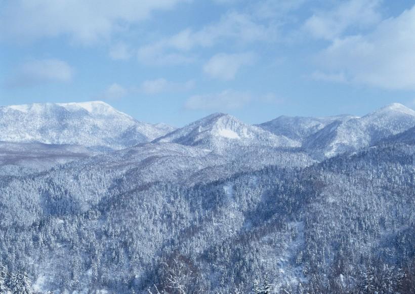 冬季風景圖片_31張