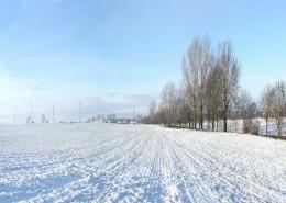 冬日雪景圖片_23張