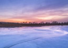 冬天唯美雪景图片_8张