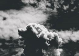 天空中的乌云图片_18张