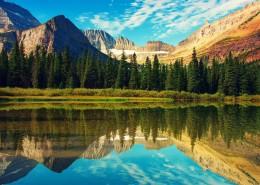 絕美的冰川國家公園圖片_9張