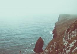 海岸邊的風景圖片_15張