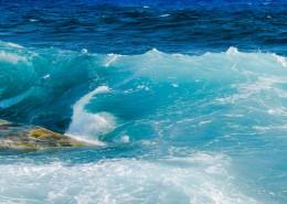 波濤洶涌的大海圖片_12張