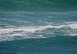 大海海浪風景圖片_17張
