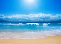 迷人的海滩图片_12张