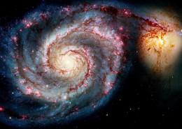 浩渺的星系图片_24张