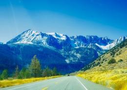 积雪的山峰图片_16张