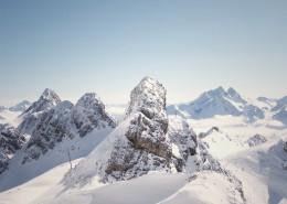壯闊的雪山圖片_8張