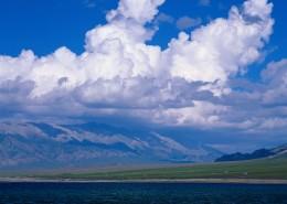 蓝天与白云图片_14张