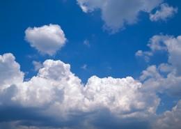 漂亮的蓝天白云图片_15张