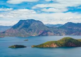 泸沽湖之里格半岛风景图片_19张