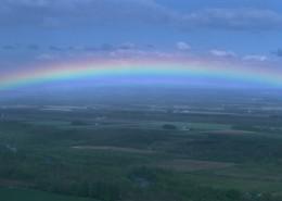 美麗的彩虹圖片_26張