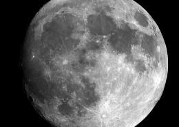 美麗的月球圖片_10張