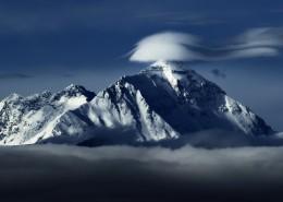 珠穆朗瑪峰風景桌面壁紙_28張