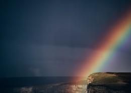 美麗的彩虹圖片_14張