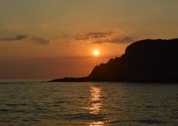 日落时的美丽风景图片_16张