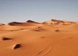 辽无边际的沙漠图片_10张