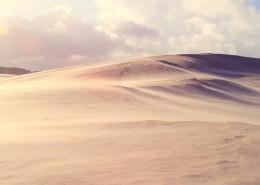 沙漠戈壁风景图片_13张