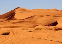 沙漠自然风景图片_15张