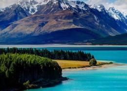 唯美山峰自然风景图片_10张