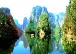 湖光山色图片_24张