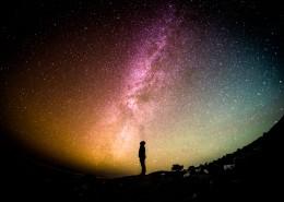 神秘的星空圖片_20張