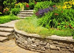 私家花园景色图片_7张