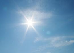 耀眼的太陽光圖片_12張