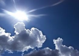 天空的白云图片_11张