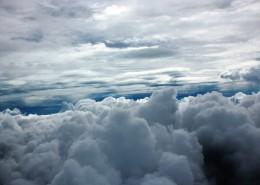 天空云层云海风景图片_8张