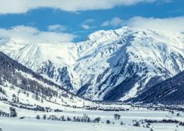 巍峨的雪山圖片_14張