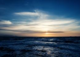 唯美的海边图片_13张