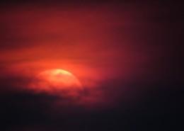 唯美的日出风景图片_10张