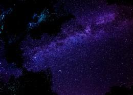 唯美的星空宇宙图片_11张