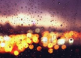 唯美的雨图片_8张