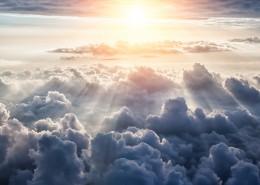 壮观云海图片_13张