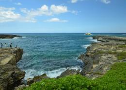 夏威夷海岸风景图片_9张