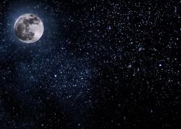 璀璨的星空夜景圖片_18張