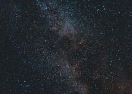 美麗夢幻的星空圖片_10張