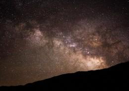 美麗的星空銀河圖片_25張