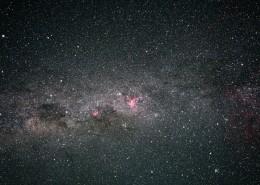 布滿星星的天空圖片_26張