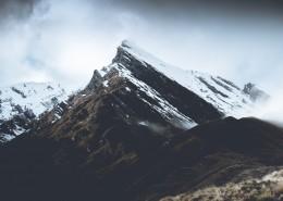 壯觀的山峰圖片_10張