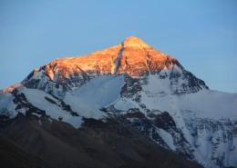 世界最高峰的珠穆朗瑪峰圖片_15張