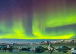 自然奇观北极光图片_9张