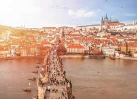 一组浪漫布拉格风景图片欣赏